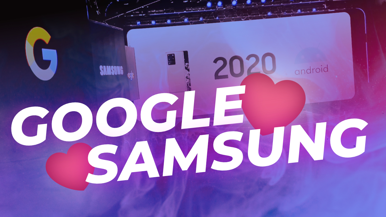Samsung est INDISPENSABLE à Android et Google