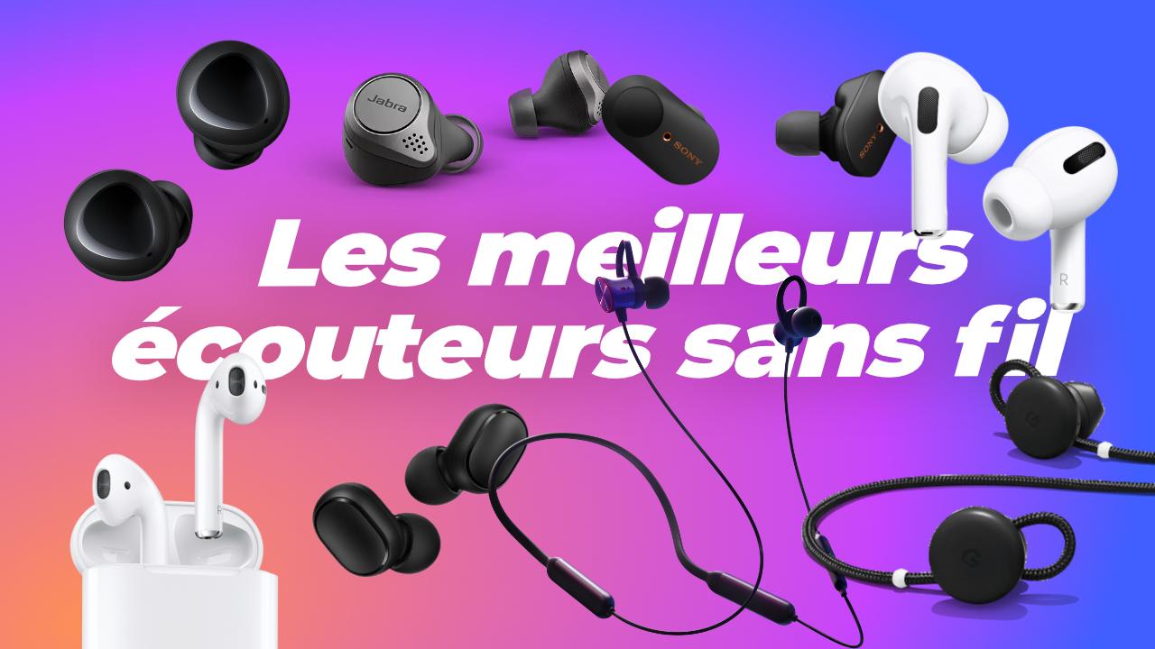 Les MEILLEURS écouteurs SANS FIL à acheter EN CE MOMENT !