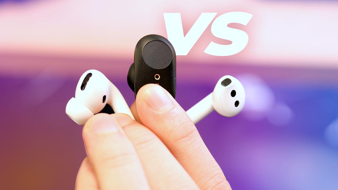 Huawei Freebuds 3 vs AirPods Pro vs Sony WF-1000XM3 !