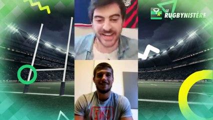 Best-Of du Rugbynistère à domicile avec Nathan Decron