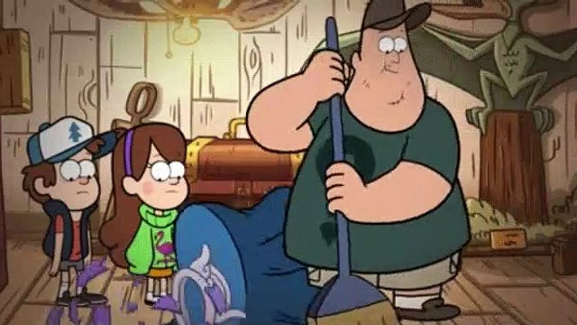 Gravity Falls Season 1 Episode 18 Land Before Swine