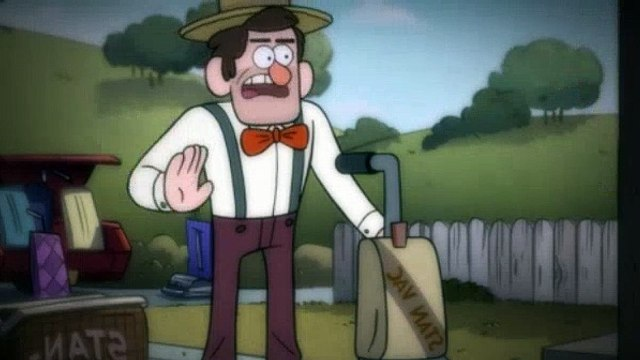 Gravity Falls Season 1 Episode 19 Dreamscaperers