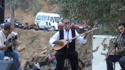 ALİ BARAN - Munzur kültür ve Doğa festivali 2007 - ©Baran Müzik