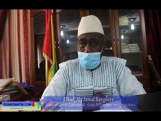 Aly Jamal Bangoura sur la réouverture forcée des mosquées, « ce ne sont pas des actes des religieux »
