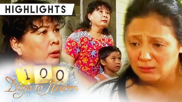 Myrna tries to get his son back | 100 Days To Heaven