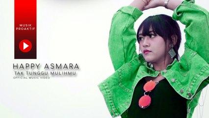 Happy Asmara - Tak Tunggu Mulihmu (Official Music Video)