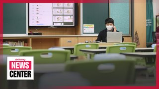 S. Korea marks Teachers' Day, but scene is different due to COVID-19