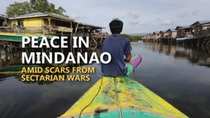 Peace emerges in Philippines' troubled Mindanao amid scars from sectarian wars
