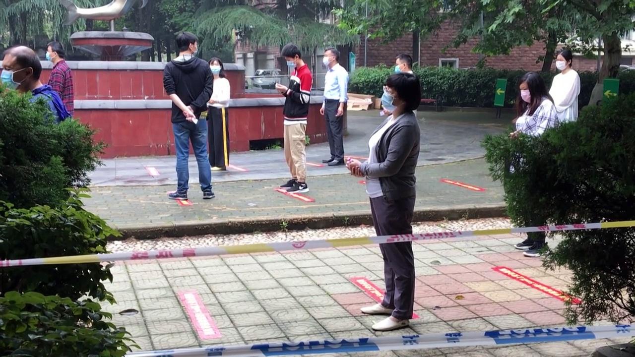 Coronavirus: grand dépistage à Wuhan, après de nouveaux cas de Covid-19
