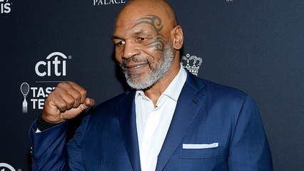 Mike Tyson wants to make a new 'Punch-Out!!' video game