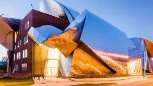 Las 10 construcciones más icónicas del arquitecto Frank Gehry