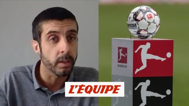 Christophe Lepetit : « En reprenant, la Bundesliga se met automatiquement en valeur » - Foot - ALL