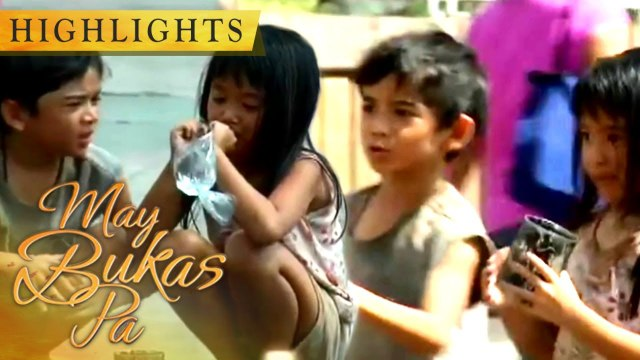 Santino starts to ask for alms | May Bukas Pa