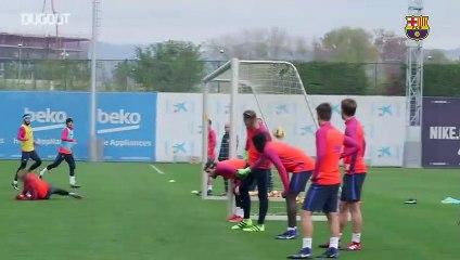 Neymar's funniest moments at Barça