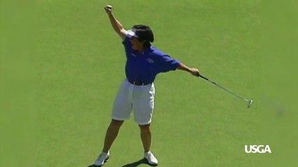 U.S. Women's Open Rewind- 1997: Alison Nicholas Edges Nancy Lopez at Pumpkin Ridge (Golf)