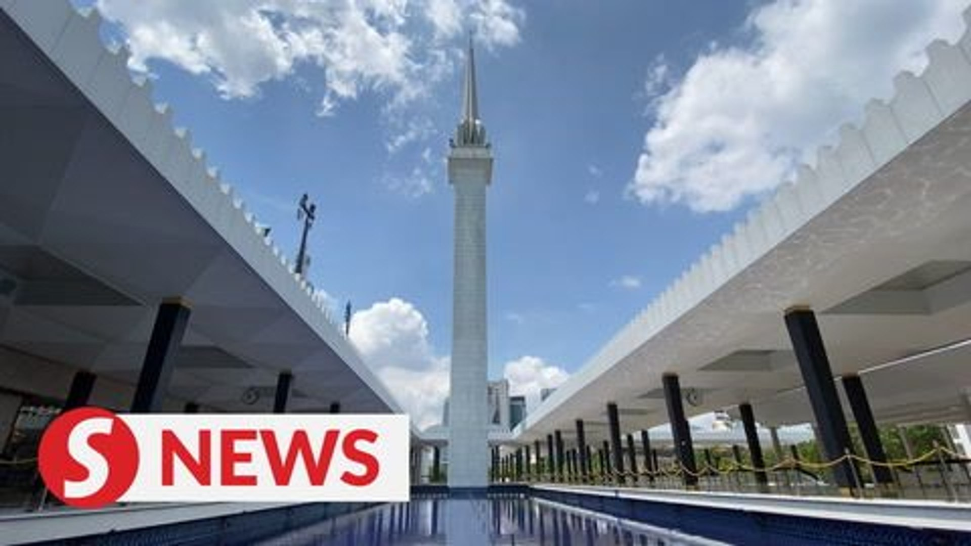 Friday prayers held at National Mosque under strict conditions