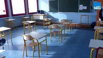 Au collège Pierre Donzelot à Limoges, on prépare le retour des élèves