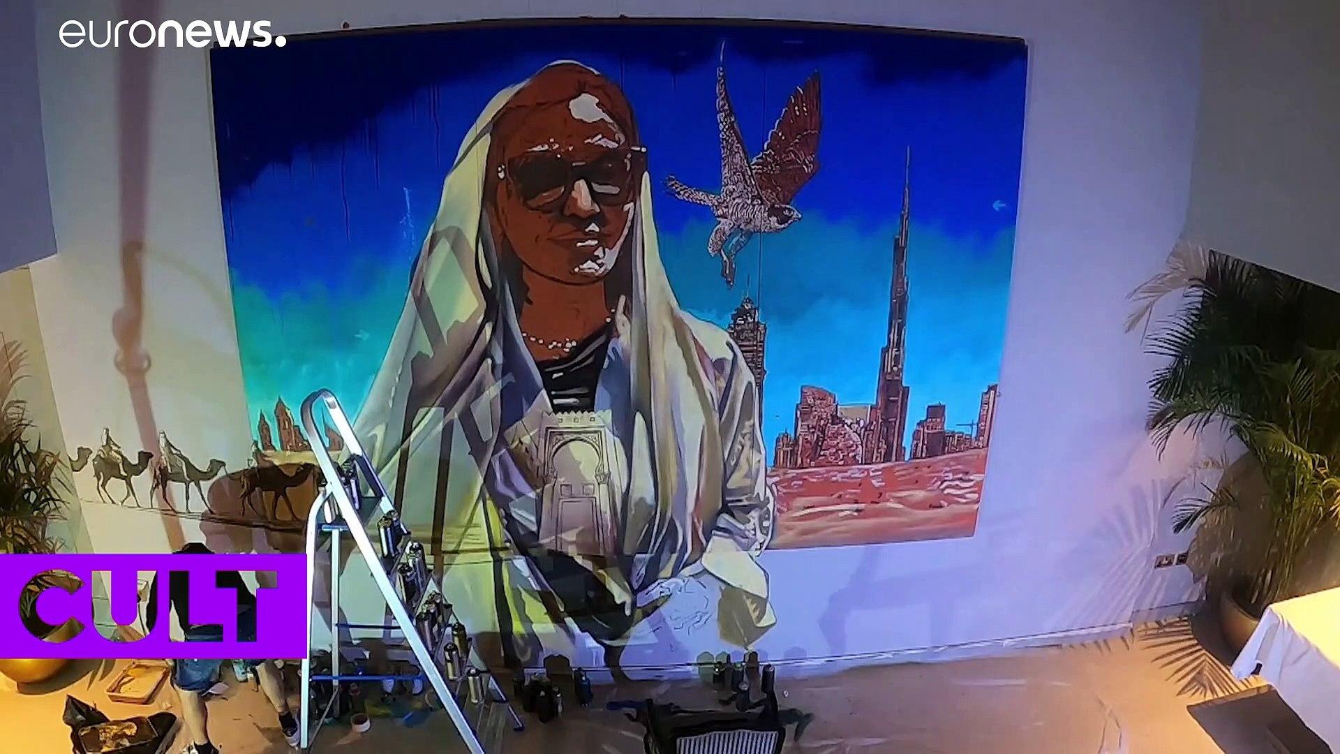الفن وكوفيد 19 .. كيف يتكيف المشهد الفني في دبي مع الوضع الجديد في العالم؟