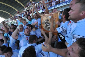 CS Vienne rugby champion de France fédérale 2   17 juin 2012