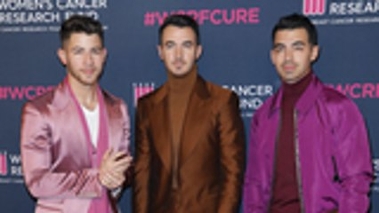 Jonas Brothers & Karol G Drop New Collab 'X' | Billboard News