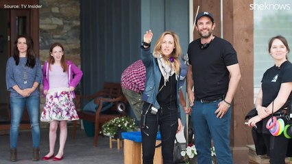 Grey's Anatomy Star Kim Raver Talks About Directing, Working Moms, And Her Favorite Roles