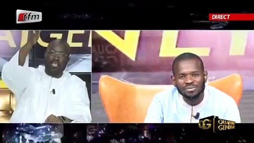 La cinglante réplique de Pape-Mahawa-Diouf à Pape Djibril Fall 2