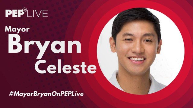 Millennial mayor of Alaminos, Pangasinan Arth Bryan Celeste on PEP Live