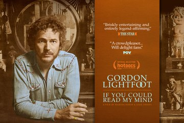 Gordon Lightfoot: If You Could Read My Mind Official Trailer (2020) Documentary Movie