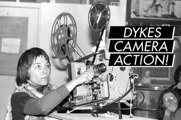 Dykes, Camera, Action! Official Trailer (2020) Barbara Hammer Documentary Movie