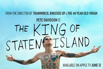 The King Of Staten Island Official Trailer (2020) Pete Davidson, Marisa Tomei Comedy Movie