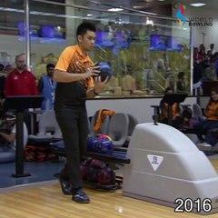 Rafiq Ismail Strikes