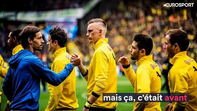 Dortmund - Schalke ou l'impressionnant avant/après coronavirus sur la planète foot