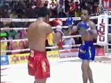 Muay Thai TKO Siam Omnoi Stadium Oct 13, 2007 fight 1