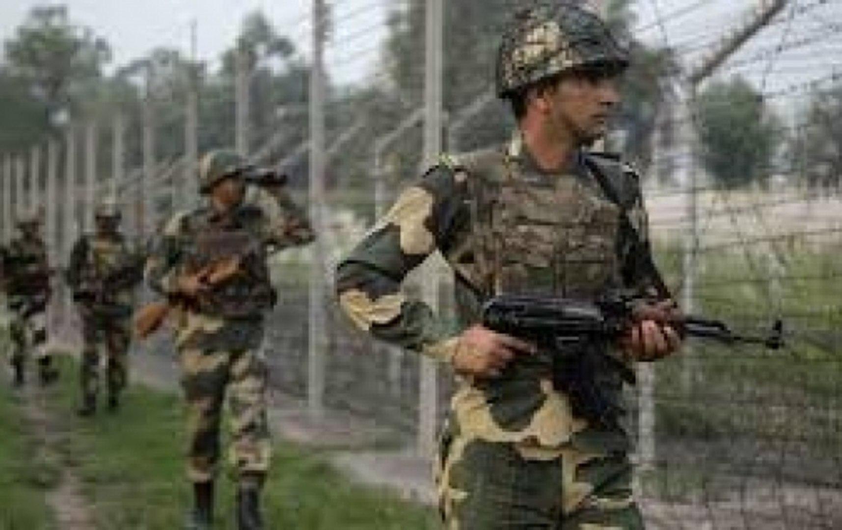 J-K: Pak Army violates ceasefire along LoC in Krishna Ghati sector