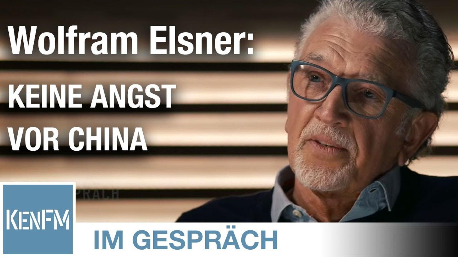 """Im Gespräch: Wolfram Elsner (""""Keine Angst vor China: Wie die neue Nummer Eins die Welt verändert"""")"""