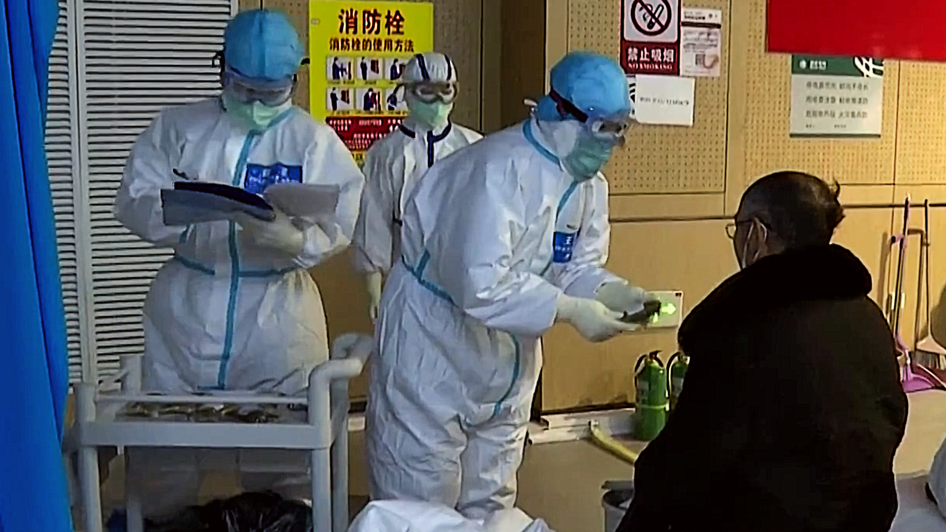 China's Wuhan has tested third of residents for coronavirus