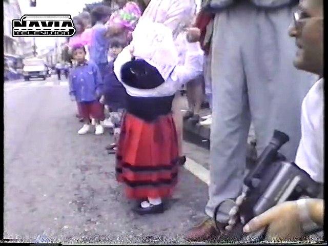 DESFILE FOLCLORICO DEL DESCENSO 1994