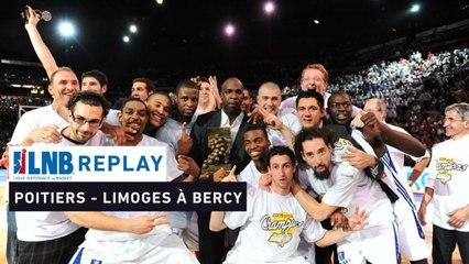 Poitiers - Limoges, la finale de PROB 2009 a Bercy !