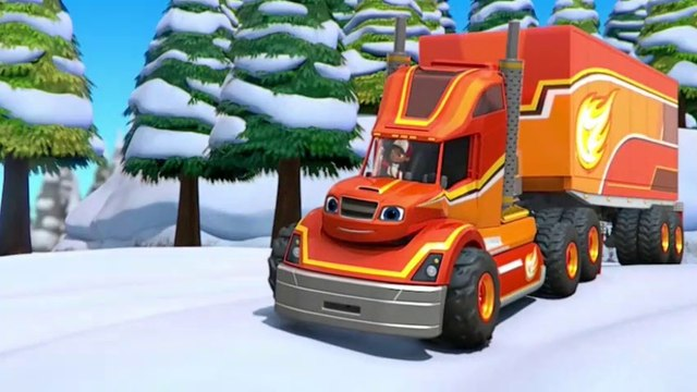 Blaze and the Monster Machines - S05E13 - Big Rig Blaze - May 16, 2020 || Blaze and the Monster Machines - S05E14
