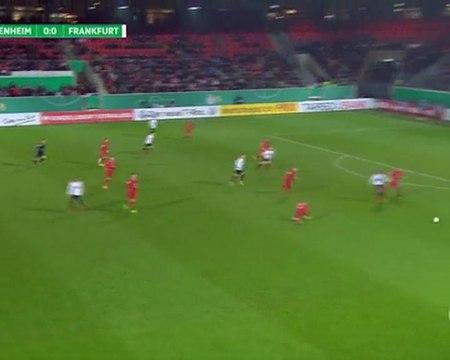 Coupe d'Allemagne 2017-18 - Eintracht Francfort & Bayern : leur parcours jusqu'à la finale