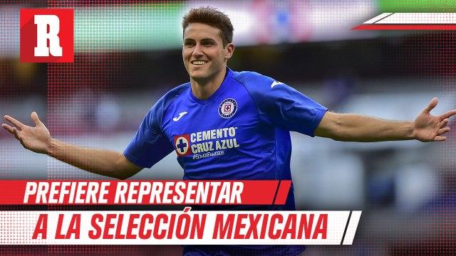 Santiago Giménez reveló que en sus planes está representar a México