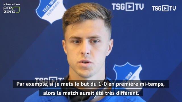 """26e j. - Baumgartner : """"La différence, c'est que le Hertha a concrétisé ses occasions de buts"""""""
