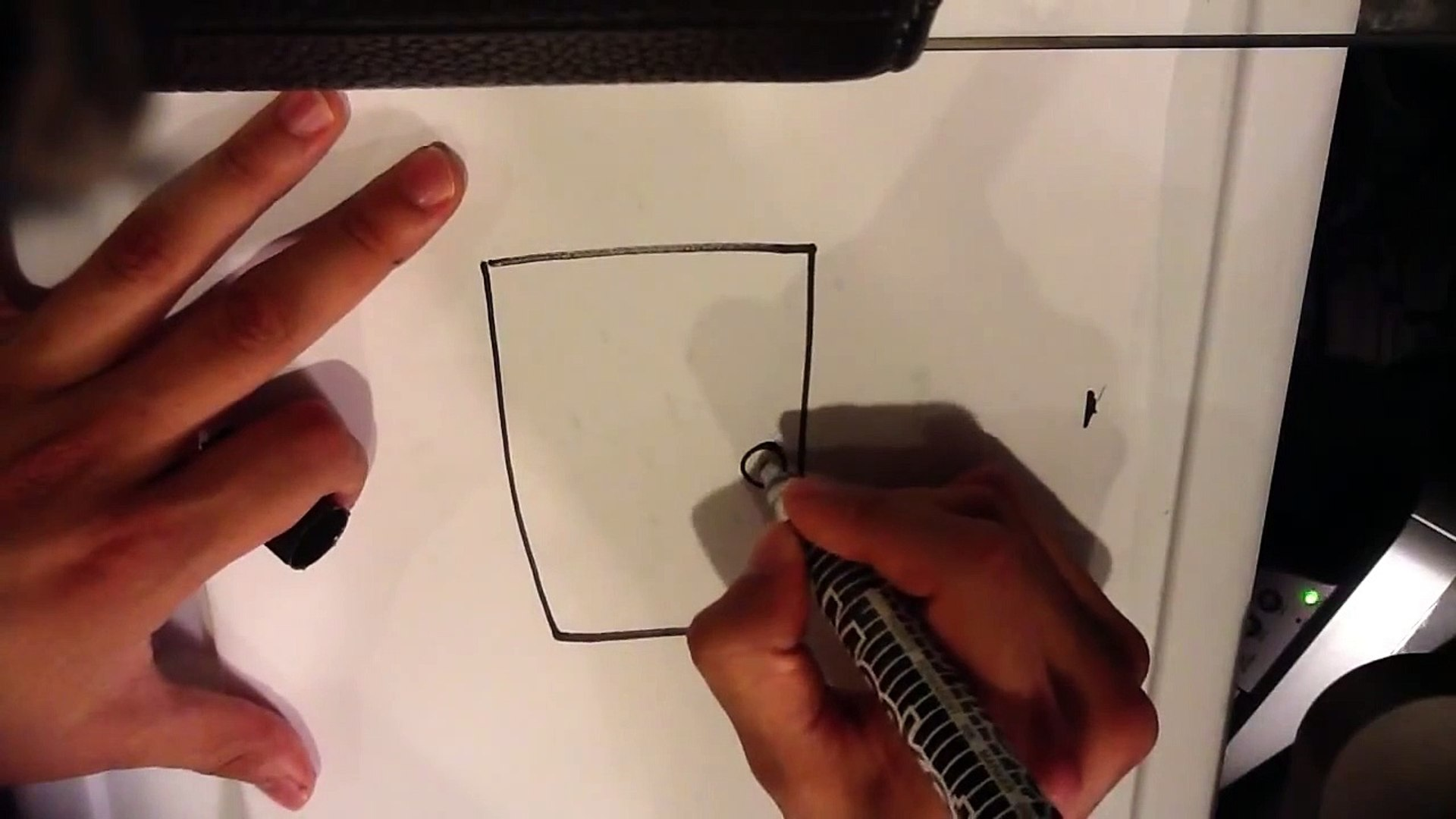 How to Draw a Door - Easy Things to Draw