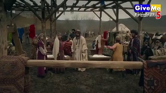 Dirilis Ertugrul Season 1 Episode 29 in Urdu Dubbed