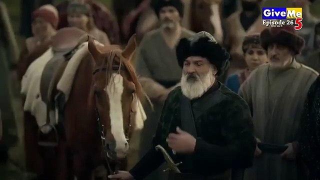 Dirilis Ertugrul Season 1 Episode 26 in Urdu Dubbed