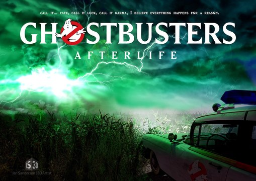 Ghostbusters Afterlife Trailer 03/05/2021