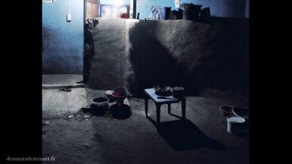 """""""Evening Settings"""" - Marie Bovo - Photo Parlée - Des mots de minuit"""