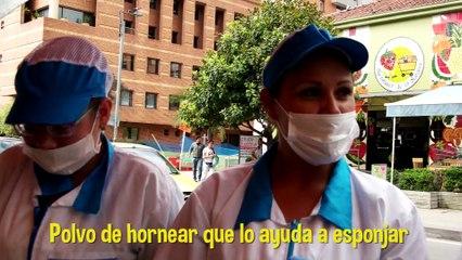 #RicoyCharladito Buñuelos Bogotá