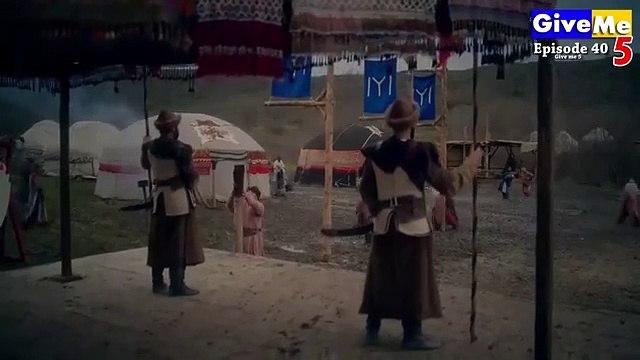 Dirilis Ertugrul Season 1 Episode 40 in Urdu Dubbed