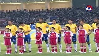 Highlights   Việt Nam - ĐT Brazil   Chạm trán Ronaldinho, Pato tại Mỹ Đình   Giao hữu quốc tế 2008